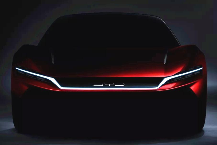 比亚迪最强高性能轿跑曝光,采用超跑设计元素,5天后正式发布