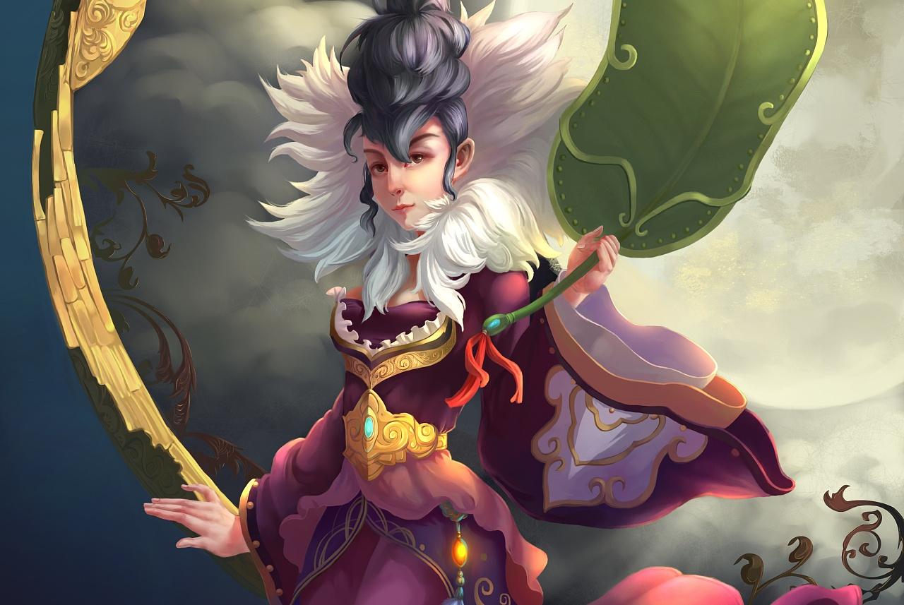 铁扇公主的那把芭蕉扇哪来的?其实她只是扇子的第三任主人