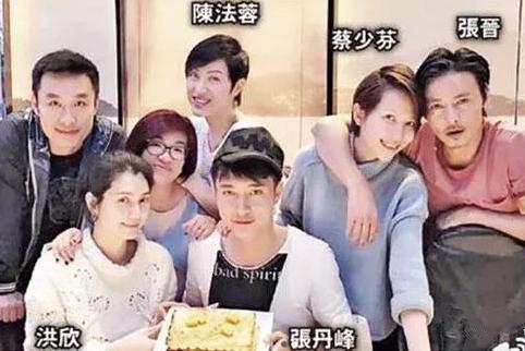 同为先苦后甜,同是香港姐妹花,洪欣真的比朱茵蔡少芬惨太多!