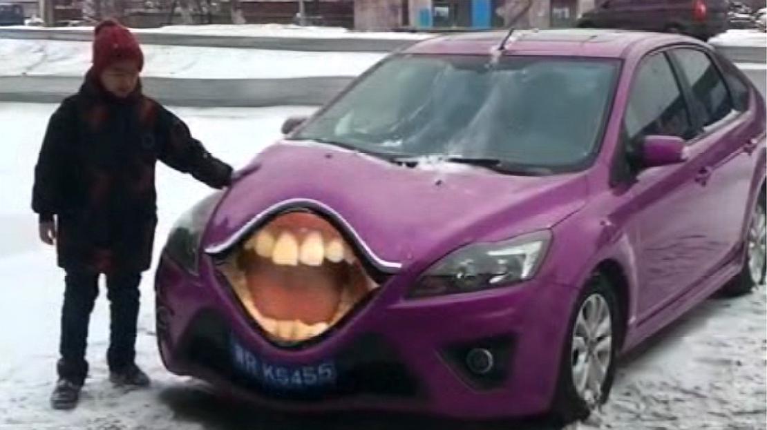 """神奇!汽车竟""""张口说话""""了!"""