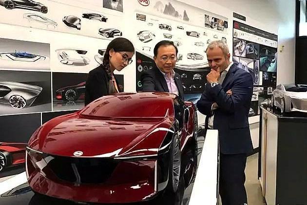 比亚迪汉即将亮相,定位豪华商务,比亚迪真的需要这样一款车吗