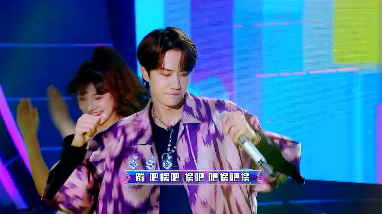 嗨唱转起来:王一博献唱《我是一颗跳跳糖》不愧是国内唱跳第一人