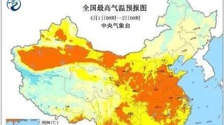 南北温差接近60摄氏度!注意31日开始夏暑巅峰时刻正式来临