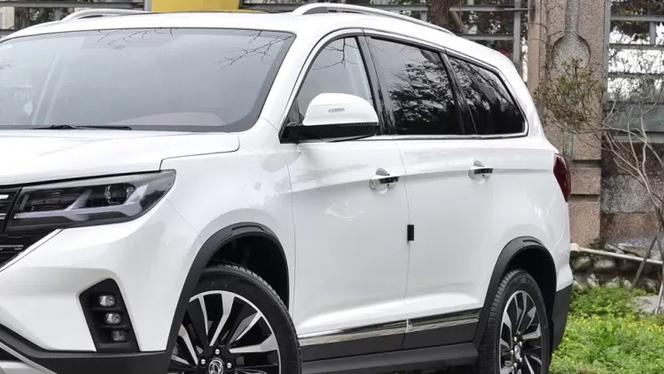 全新7座SUV搭配宝马技术发动机,将于本月30号推出,预计10万元起