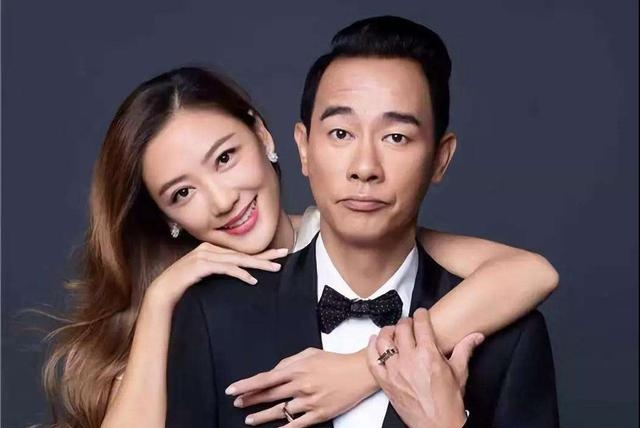 应采儿嫁给陈小春不完全是因为真爱,还有他对她的态度
