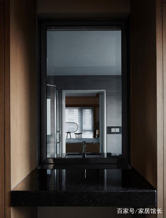 家居:街外有街,巷内有巷,北京200平轻奢风大宅装修设计图片