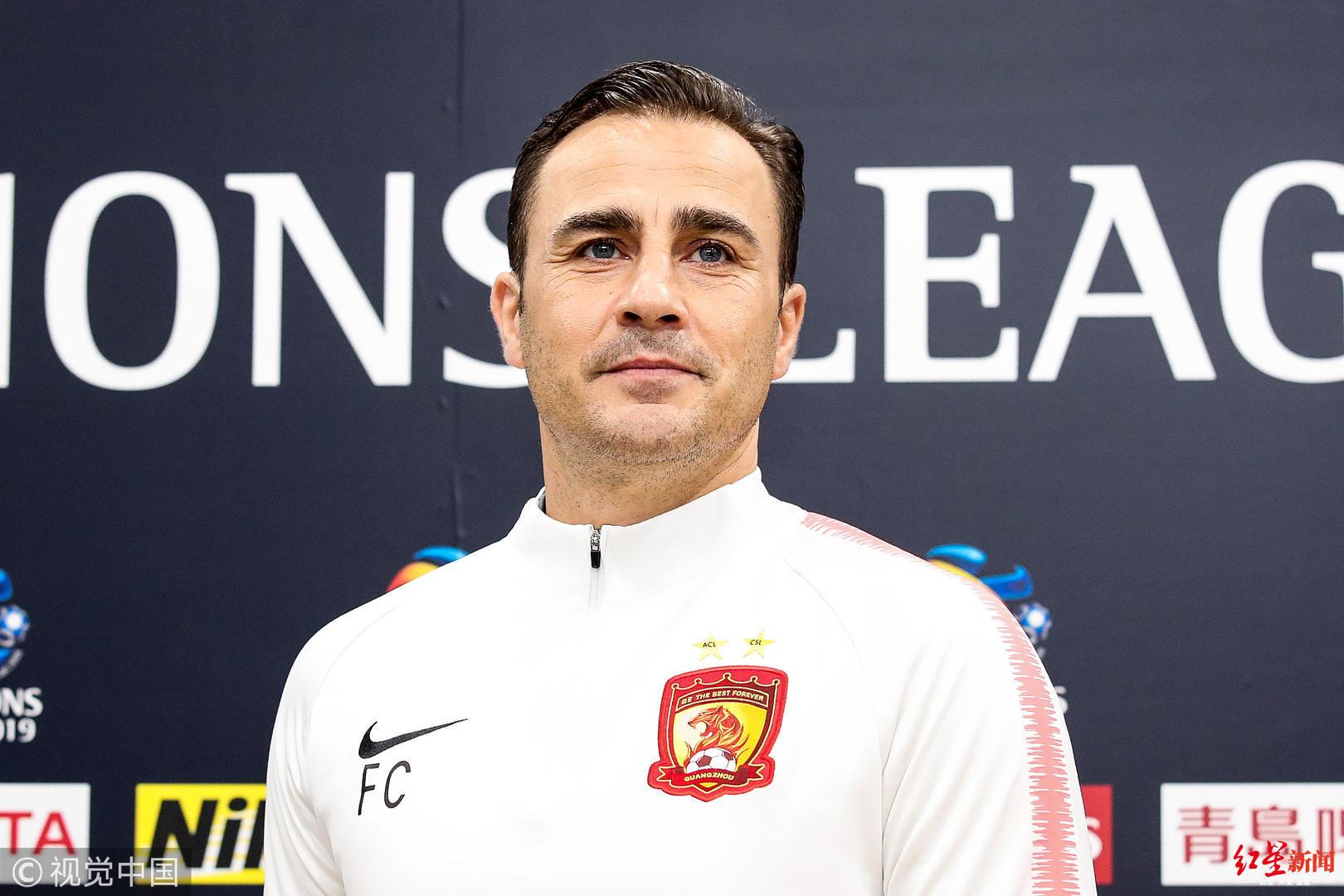 特约专栏丨里卡利:毫不怀疑卡纳瓦罗与中国队方面签约图片