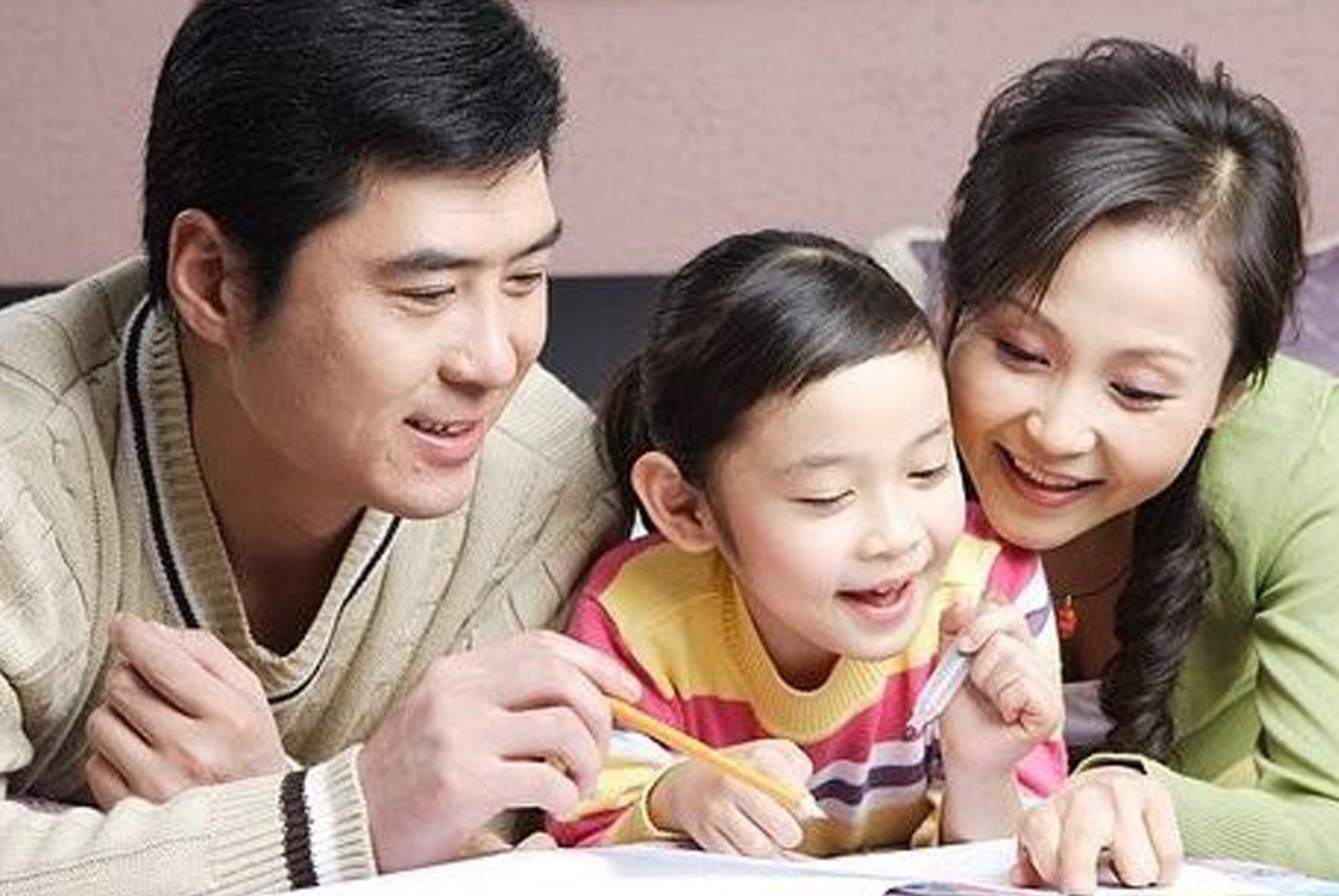 """父母的层次决定孩子的高度,家庭教育中""""五层""""父母,你到了哪层"""