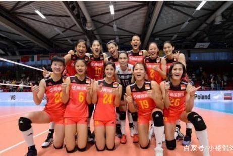 郎平终于求变:亚洲杯MVP改打接应,中国女排实力或将大幅提高