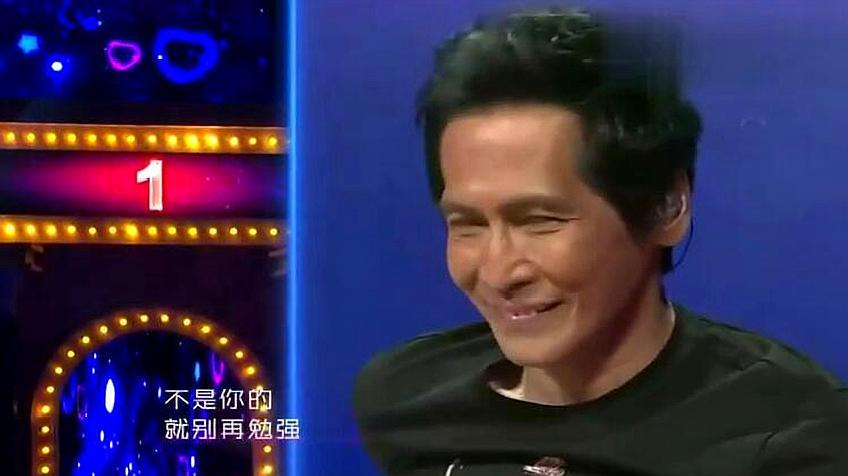 谁是大歌神任贤齐唱《心太软》,大家都以为是模仿歌手