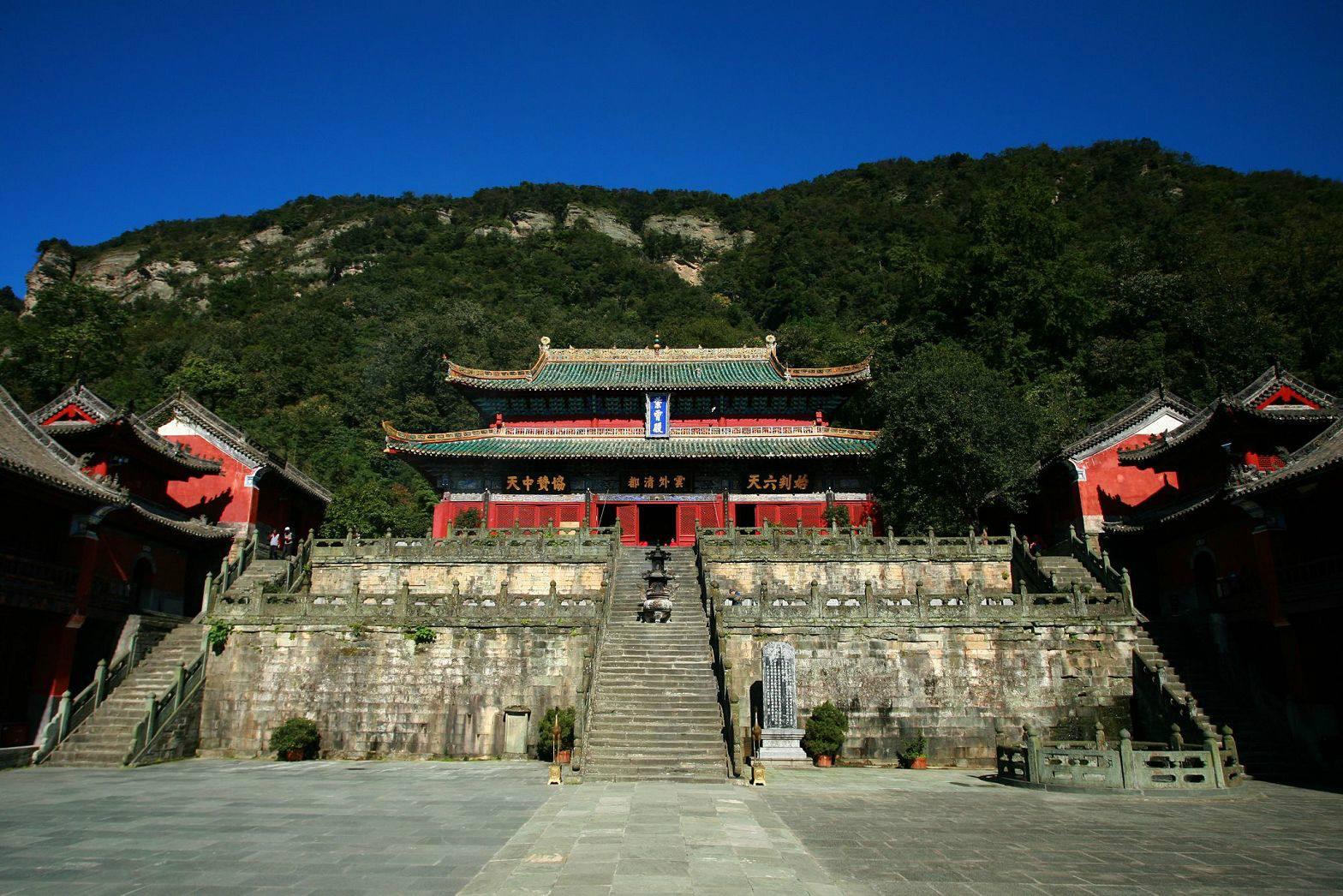 湖北省六大旅游景点