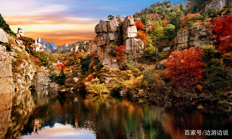 中国重要的海岸山岳风景胜地,国家5a级旅游景区.