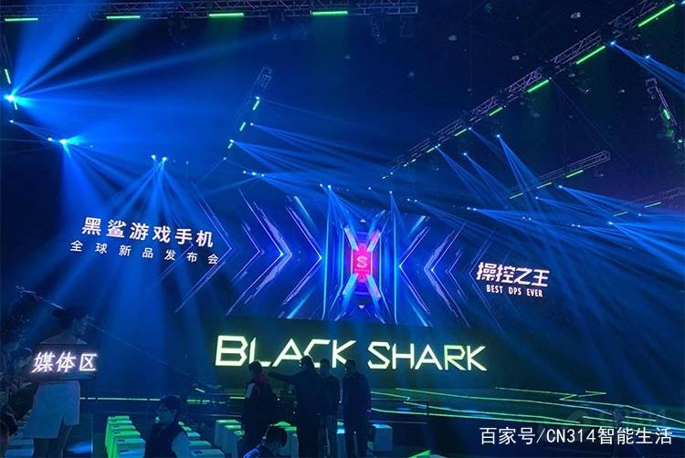 """""""操控之王""""黑鲨游戏手机2来了 一文带你读懂它的游戏属性"""