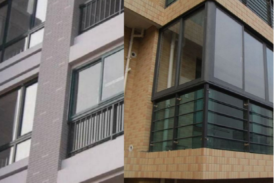 内行人不会买这种阳台的房子,听他们一说,才知道缺点这么多