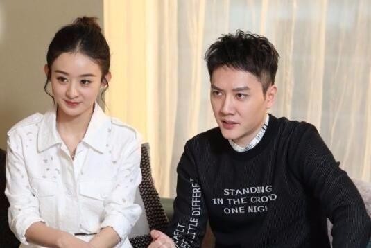 赵丽颖采访中谈出轨,分手绝不犹豫,网友直言劝冯绍峰注意点