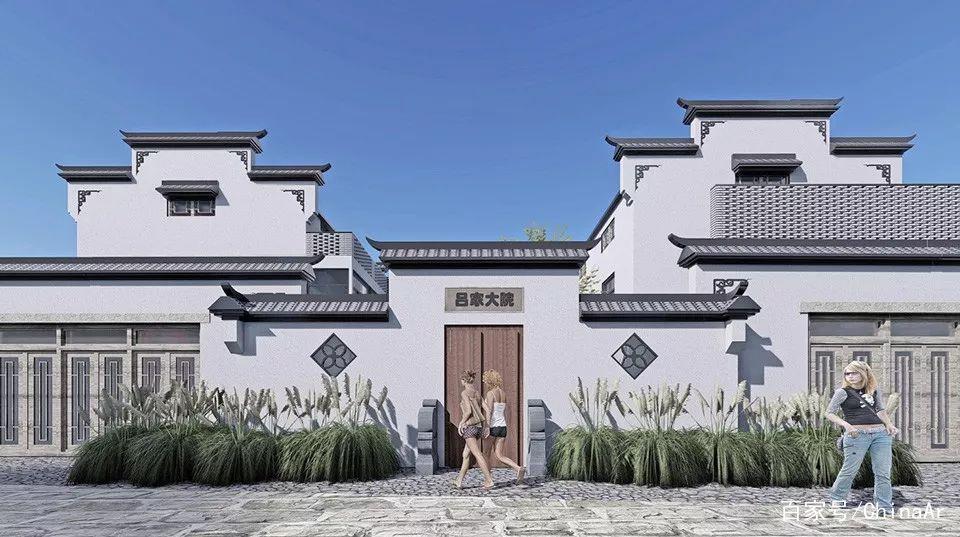 """8个中国最新""""美丽乡村""""民宿庭院 值得一去 推荐 第55张"""