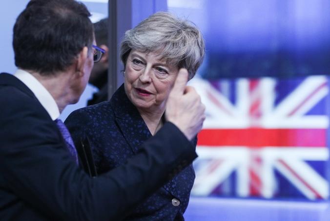 """不放弃,英国首相还想再表决""""脱欧""""协议!会有奇迹吗"""