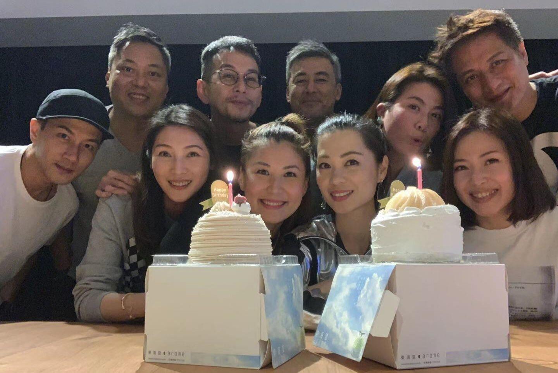 刘恺威现身TVB同学聚会,港媒五字评价惹杨幂粉丝不满