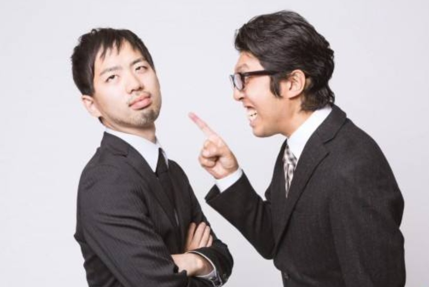 工作中遇到命令你的同事,该怎么委婉拒绝?我建议直接回怂