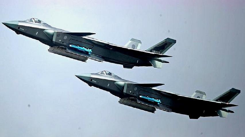 """歼-20A会对全球所有五代机具有""""压倒性优势""""吗?看外国人怎么说"""
