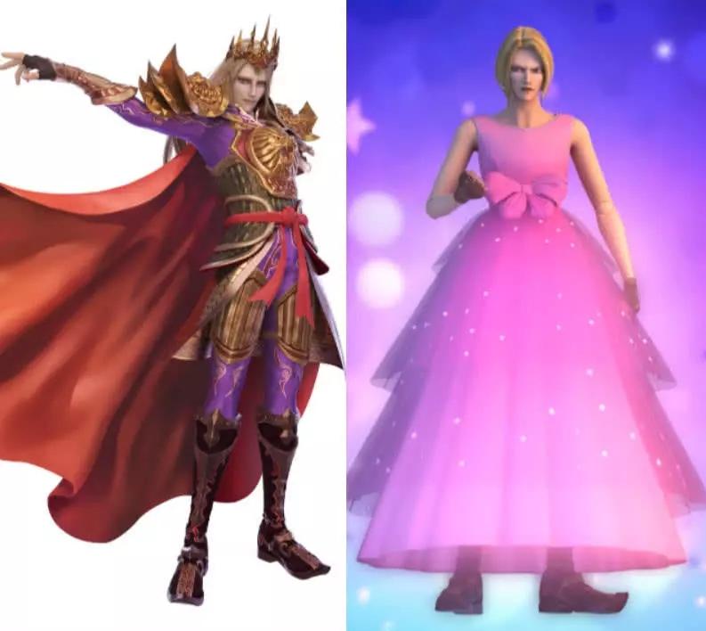 当6位叶罗丽主角穿上新衣服,孔雀仙子看起很性感,冰公主像怀孕图片