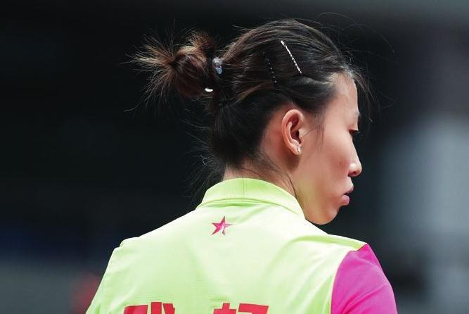 武杨:从来没后悔选择打削球