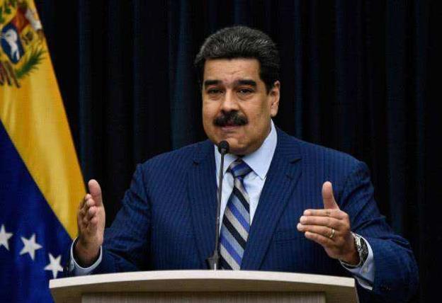 委内瑞拉能挺住吗?刚从联合国传来好消息,让马杜罗喘了口气