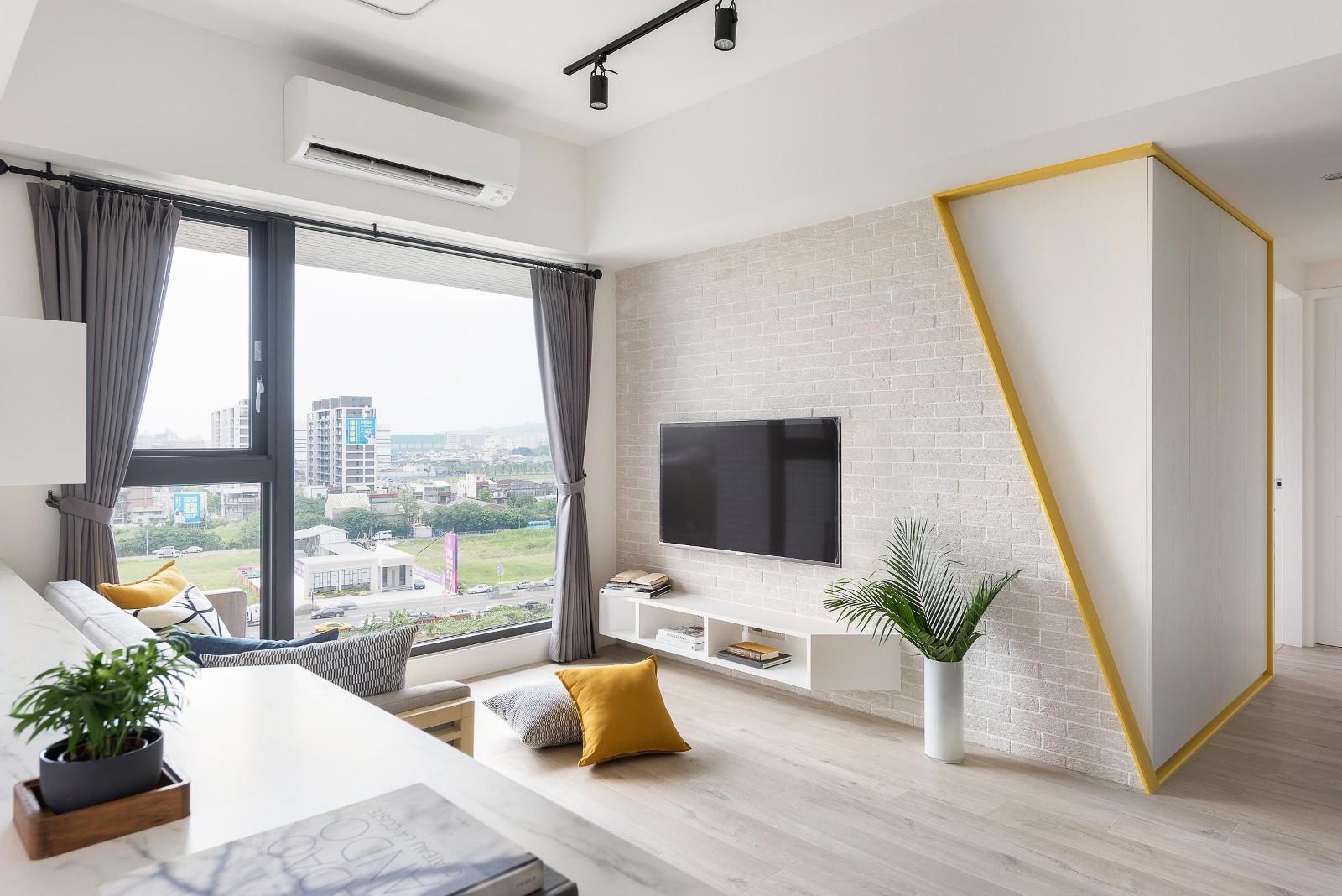 110平米的房子这样装修面积大了1倍,装修只花7万元!