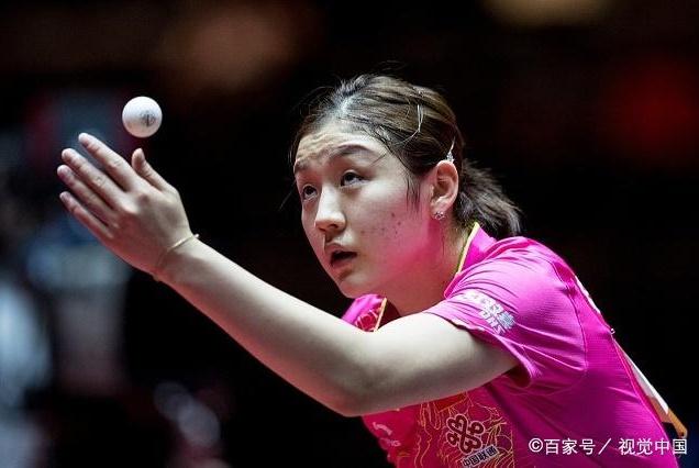 由总决赛展望东京,为什么说陈梦奥运会最佳人选,原因在这