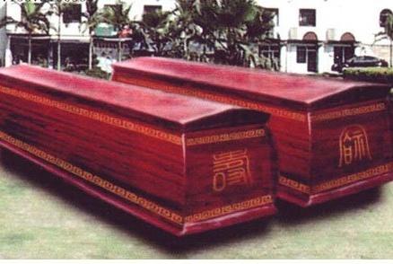 中国传统中有五种棺材,葬五种人,竟然还有红色棺材