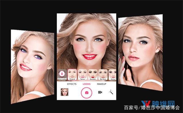 YouCam Makeup是一站式的AR妆容与发型app