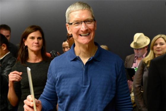 苹果有新动作了?库克:会让所有人大吃一惊!