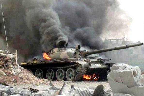 叙利亚人才辈出,用三合板自制爆反装甲,没想到效果却出人意料