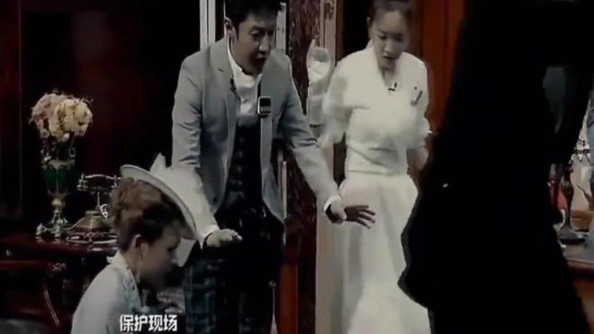 「明星大侦探」魄魄cp鬼鬼x白敬亭,恐怖童谣鬼白黑化!