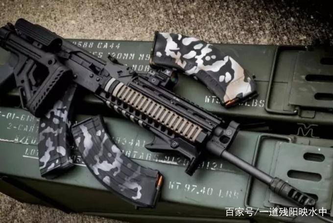 AK12突击步枪,装备俄罗斯常规部队的消息,已得到证实