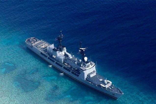 突破多艘船只拦截,菲律宾在中兴岛建机场,美称犹如一剂强心针