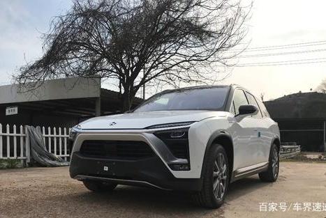 ES8实车评测,50万元的江淮蔚来值不值得买?