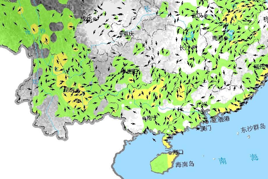确定,大暴雨要来了!权威预报:南方强降水开始,强对流预警发出