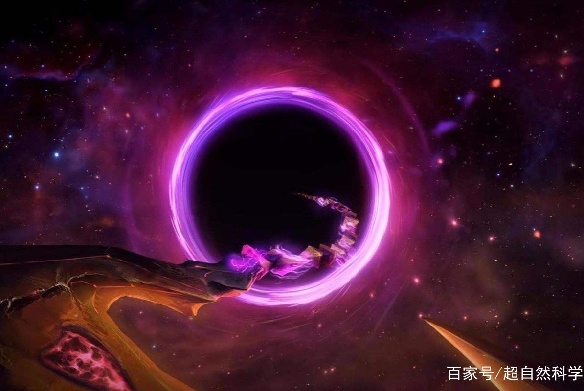 黑洞可以吞噬一切,那么被吞噬的东西还在吗?