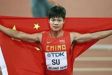 偶像的力量!小运动员写信致敬苏炳添,亚洲飞人一句回信太暖心