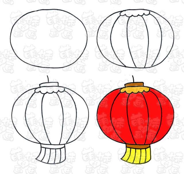 灯笼课文结构图