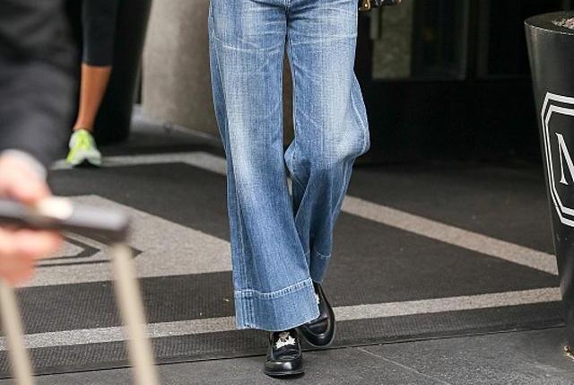 粗腿女孩不同腿型的穿搭小技巧,这么穿很美!