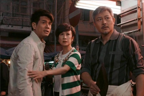 《兄弟》杨明化身a兄弟代表,伍允龙变暴躁狂徒,王浩信三里屯的朋友圈电视剧全集图片