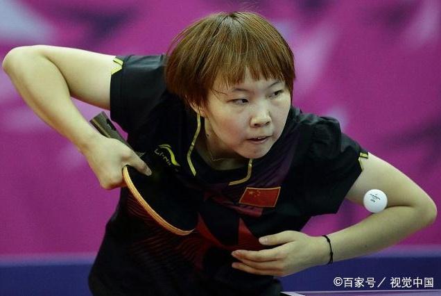 陈梦亚洲杯不敌朱雨玲,参加世界杯成为未知数!