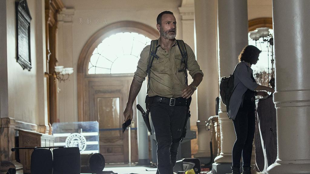 《行尸走肉》第九季卖惨宣传,粉丝怒了:没想到瑞克是这么离开的