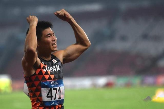 10秒07,日本名将借助大顺风创造百米佳绩 他200米将成谢震业劲敌