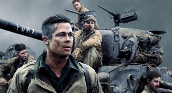 电影《狂怒》结局,纳粹士兵明明发现车底的诺曼,为何默默的走了