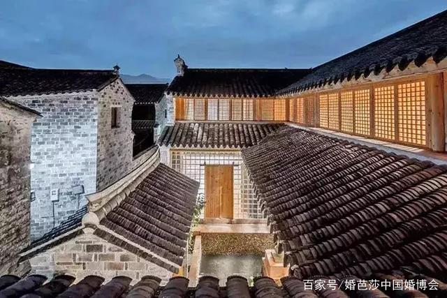 中国最美的100家民宿院子 看看你城市有几家(一) 推荐 第89张