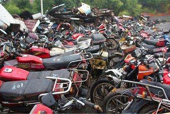 为啥都禁摩了,可还不禁止摩托车生产呢?主要是因为这三点
