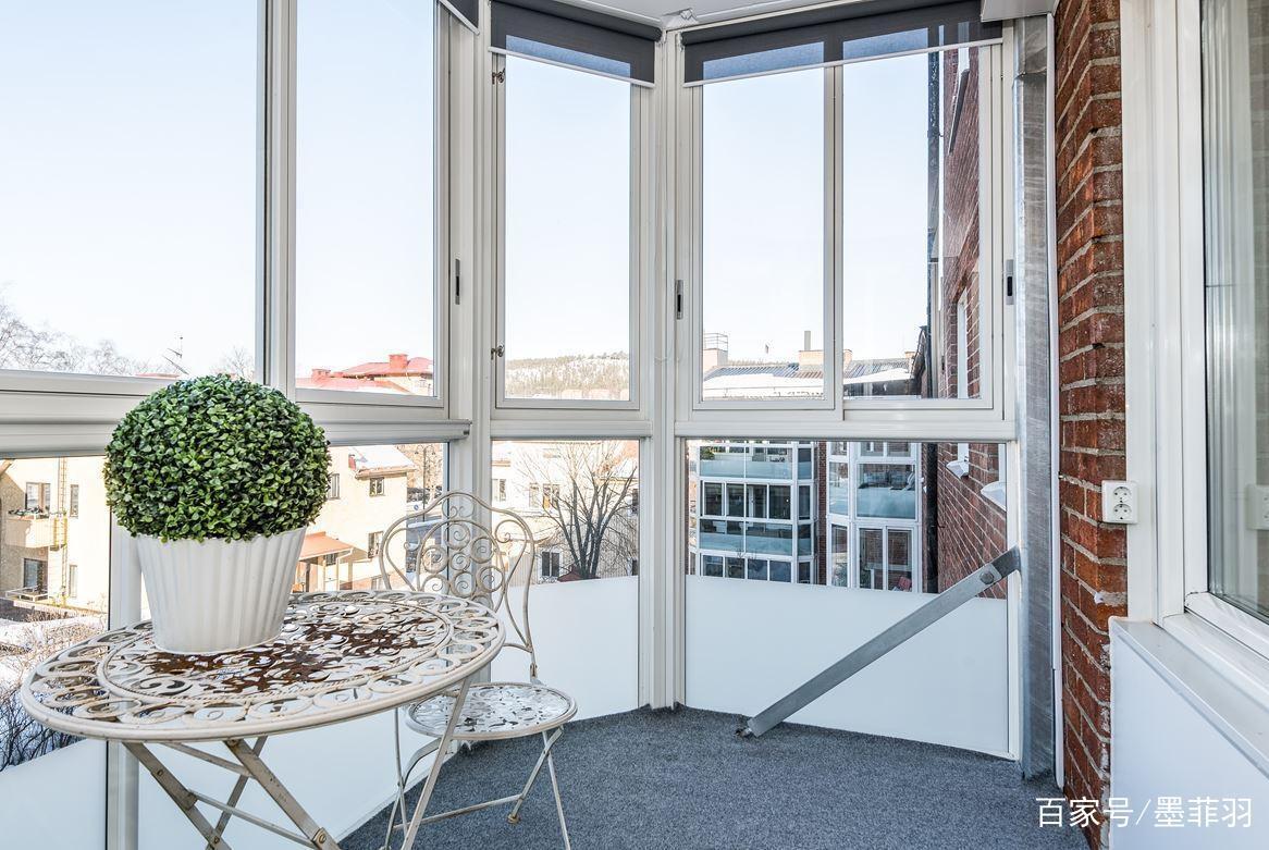 36平小宅,不装客厅!一看阳台纷纷来拜访,哪里好看了?晒晒